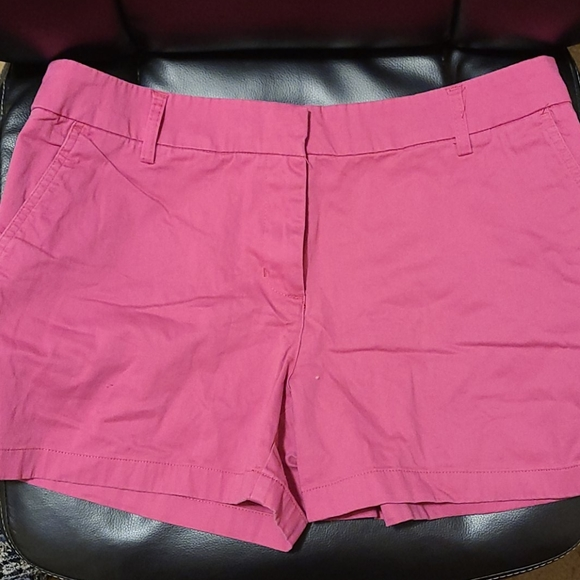 Cambridge dry goods pink shorts size 12